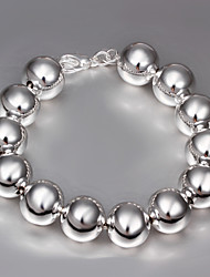 Italy 925 Silver Fashion Bead Design Bracelet Bangles Bracelets Pandoras Hot Selling Products
