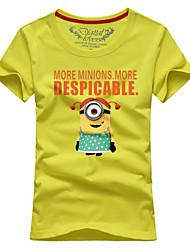 Men couples summer short sleeve T-shirt God steal dads # 070