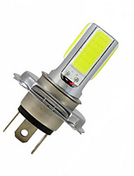 10W H4 Luces Decorativas 4LED COB 1200 lm Blanco Fresco DC 12 V 1 pieza