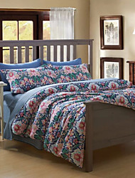 King Queen Size Quilt Sets 100% Cotton