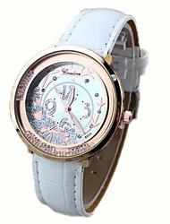 Mujer Reloj de Moda Banda Reloj de Pulsera