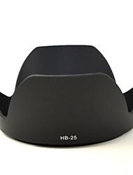 mengs® HB-25 лепесток форма бленда для Nikon AF 24-85mm F / 2.8-4d, AF-S VR 24-120 мм ред F / 3.5-5.6G если