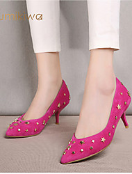 Kumikiwa genuine leather thin heels shoes 2015 new fashion shoes for woman size34-39 K15CN1224