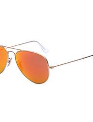 Ray-Ban RB3025 112/69 58 ртуть зеркальное отражение зеркало оранжевый объектив Sunglassess