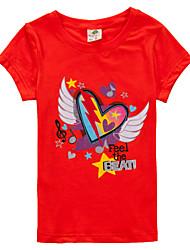 Overige - Zomer - Girl's - T-shirt - Korte mouw