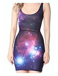 Fair Lady®Leggings galaxy JPL-Caltech 180gsm Milk Fiber Lady Jumper Skirt D4