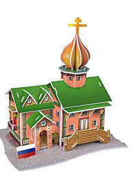 handmade Burg in Russland