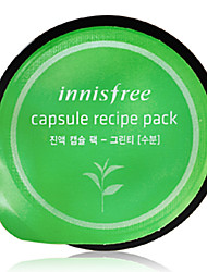Innisfree Capsule Recipe Pack - Green Tea 10mlx2 IN0255