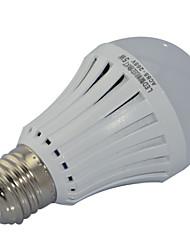 E26/E27 5 W 10pcs SMD 5730 400-450 LM Холодный белый Аварийный источник электроэнергии AC 85-265 V