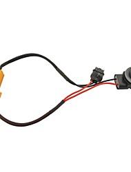Auto 3156 Buchse geführt Fehler Warnung Canceller mit 50W 8 Ohm-Widerstand