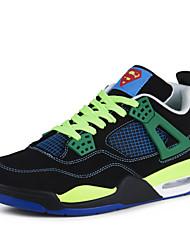Zapatos de Mujer/Zapatos de Hombre ( Negro/Blanco/Gris Sintético