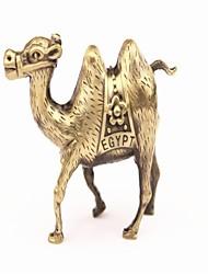 de kameel modelleren creatieve mode wind bronzen aanstekers