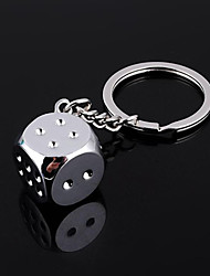 Wedding Keychain Favor [ Pack of 1Piece ] Non-personalised with Dice