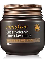 Innisfree super-argile volcanique pores masque 100ml in0407