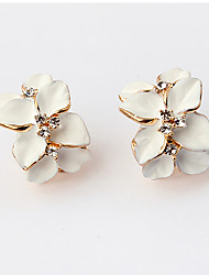 Abby Women's Vintage Artificial Stone Earring