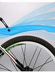 mountain bike plástico fender liberação rápida