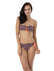 RELLECIGA  2015   NEW  Kaleidoscope Collection – Orange Dream Floral Swimwear   Bikini
