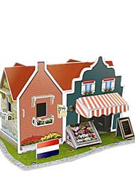 o florista holandês para segurar brinquedos à mão