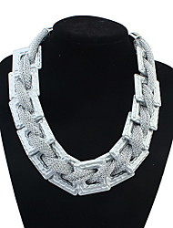 Zoanna Women's European Style Large Necklace