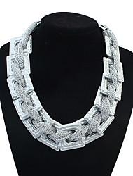 Европейский стиль большой ожерелье zoanna женщин