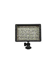 NC 160 LED vídeo luz luzes notícias SLR luzes de vídeo fotografia de retrato