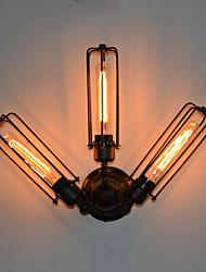 Lampade a candela da parete - Rustico/lodge - DI Metallo - Lampadina inclusa
