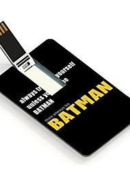 32gb 卡片 式 u 盘 _20150208-b-28_ 黑底 黄色 batman 字母