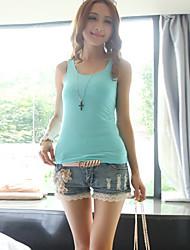 Women's Lace Flower Girl Jeans