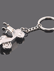 Wedding Keychain Favor [ Pack of 1Piece ] Non-personalised with Women's Motorcycle