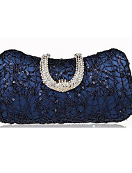 Women's Noble Portable Set Drill Evening Handbags