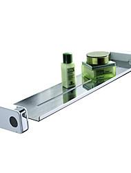 CRW 45  CM Contemporary Chrome Wall Mounted Bathroom Accessory Sets/Bathrooms Shelves