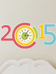 3D The 2015 Wall Stickers Wall Decals