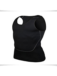 Mens Tight Breathable Sport Vest Compression Fitness Athletic Tank Top