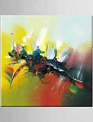 Ölgemälde Dekoration Zusammenfassung Hand bemalte Leinwand mit gestreckten umrahmt m / x / xl