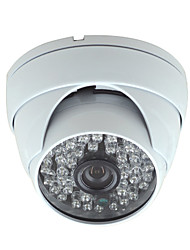 "Security CCTV Camera 1/3"" CMOS 1000TVL Waterproof Night Vision 48 Led IR Dome Surveillance Camera"
