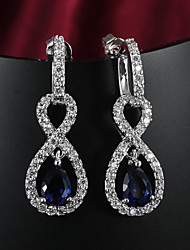 Big Promotion Party/Casual Gold Plated Drop Earrings Wholesale Price