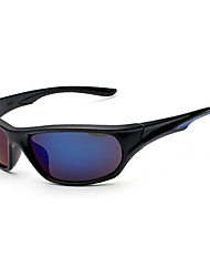Fashion Cycling Men 's Polarized Wrap Sports Glasses(Assorted Color)