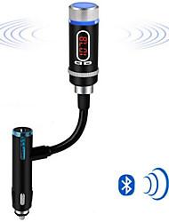 Neue Ankunft! Wireless Auto Bluetooth für Smartphones / Tablet-PC mit FM-Transmitter
