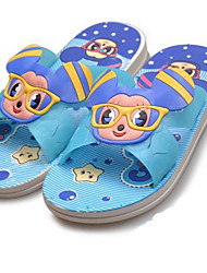 Children's Shoes Casual Rubber Slippers Blue/Pink