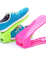 Fashion Adjustable Save Space Storage Shoes Rack & Hanger Shoe Trees & Stretchers One PCS