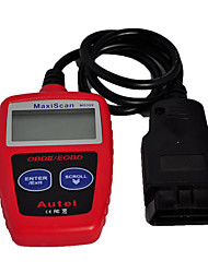 Autel MS309 MaxiScan CAN BUS OBDII код читателя