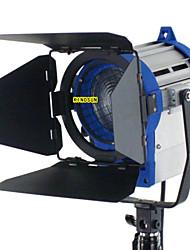 pro 650w fresnel holofotes tungstênio luz + lâmpada de iluminação de estúdio filme vedio