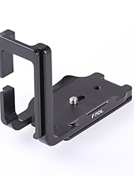 libération rapide l plaque verticale support de la caméra pour Canon EOS 7D arca trépied suisse