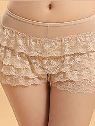 Para Mujer Bragas Panti Modelador - Encaje