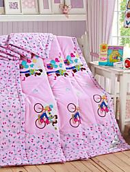 Multi Color Cotton Full Quilt