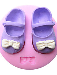 Mini Shoes Cake Mold Silicone Baking Tools Kitchen Accessories Decorations For Cakes Fondant Chocolates