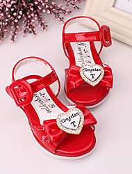 Baby Shoes Dress/Casual Sandals Pink/Red