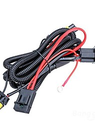 Car HID Xenon Lamp 9005/9006 Lamp Strengthen Resistance Wire Harness