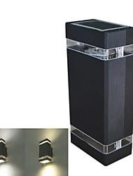 1 ед. GU10 8 W X Мощный светодиод LM 3000-3200K/6000-6500K К Теплый белый/Прохладный белый Настенные светильники AC 85-265 V