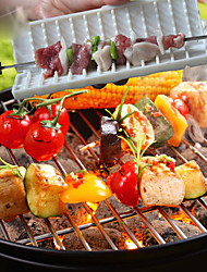 Skewers Making Box BBQ Satay Lamp Kebab Maker